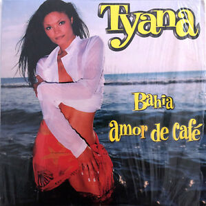 Tyana-CD-Single-Bahia-Amor-De-Cafe-France-EX-M