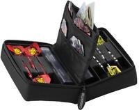 Casemaster Elite Jr. 6 Dart Nylon Case, Black, New, Free Shipping on sale