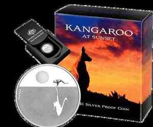 2010-RAM-1-Fine-Silver-Proof-Coin-Kangaroo-at-Sunset