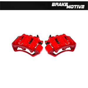 For 2000-2003 Ford F-150 2 Front Zinc Disc Brake Calipers