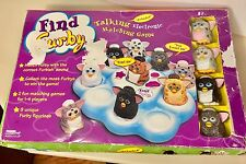 Find Furby Talking Electronic Matching Game from TIGER ELECTRONICS