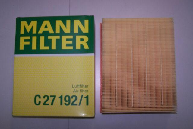 AIR FILTER AUDI A4 B6 B7 4-CYL 6-CYL 2002-2009 06C133843 MANN-FILTER