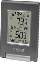 La Crosse Technology Ws-9080u-it Wireless In/out Temperature Station Featuring A on sale