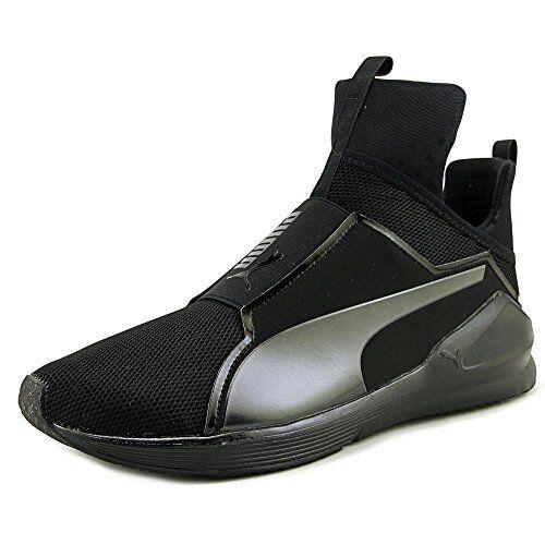 Puma Mens Fierce Core Black Training shoesMen US- Pick SZ color.