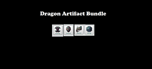Details about Ark Survival Evolved 4x Dragon Artifact Bundle PVE Xbox ONE  Official Servers