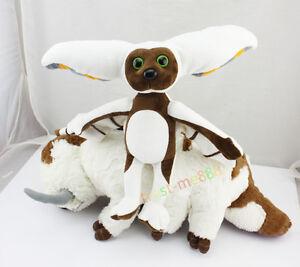Image Is Loading AVATAR Last Airbender APPA Stuffed Plush Doll Large