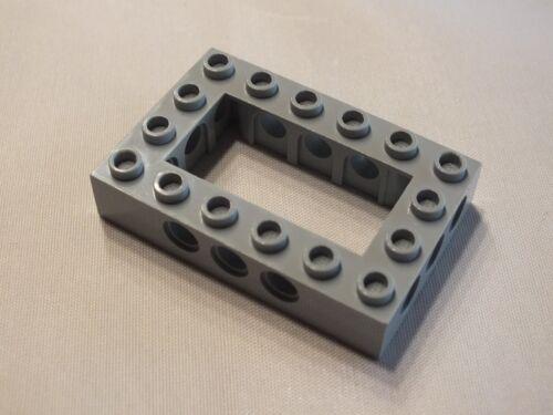 Lego Technic Lochstein 4x6 40344 light bluish gray 32531 10195 neu-hellgrau