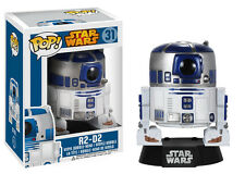 FUNKO BOBBLE HEAD POP CULTURE STAR WARS R2 D2 FIGURE NEW!