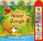Noisy Jungle by Sam Taplin (Board book, 2009)