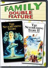 NEVERENDING STORY 1 & 2 - DVD - Region 1