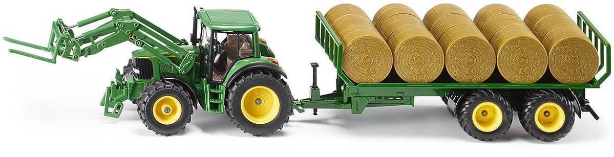 Siku JOHN DEERE 6920 remolque de tractor & - 6003862
