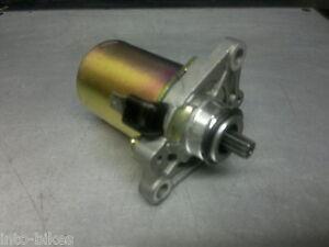 Vespa LX 50 2T Starter Motor