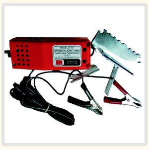 12 Volt Chainsaw Chain Grinder Sharpener 756580337219 Ebay