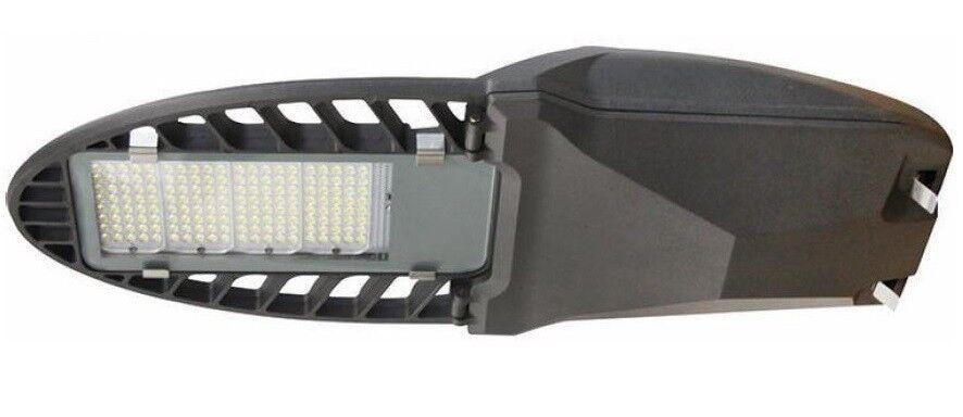 Venture IDT Pro LED Street Light, 100W, 10500LM, IP65, STL033 C W Photo Cell