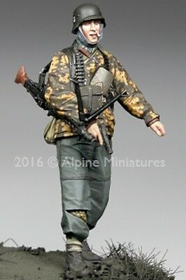 ALPINE MINIATURE SS MG SCHUTZE KG HANSEN WWII  Scala 1:35 Cod.AP35211