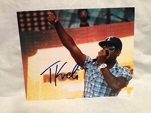 Talib-Kweli-SIGNED-AUTOGRAPHED-8X10-PHOTO-BLACK-STAR-COA-WOW-A