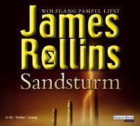 Sandsturm von James Rollins