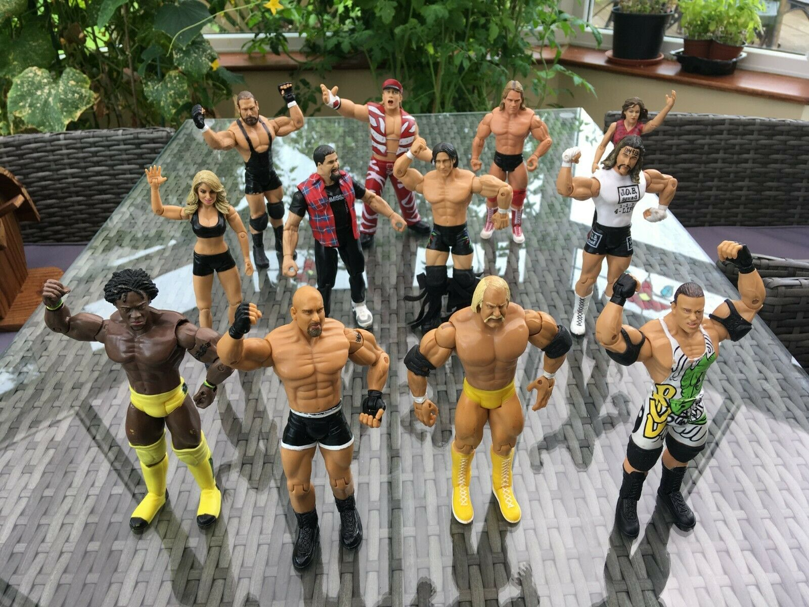 Cheap and Rare WWE WCW TNA ECW Wrestling Figures for Sale - Batch 2