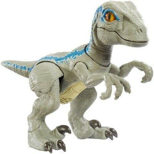 Primal blu Raptor Jurassic World Fallen Kingdom Mattel
