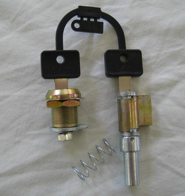 Schloßsatz BAB ein Schließsystem passt für Simson S51 S70 mit 2 Schlüssel