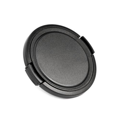 Lens Cap 46 52 55 58 62 67 72 77 82mm Obiettivo universale coperchio coperchio frontale