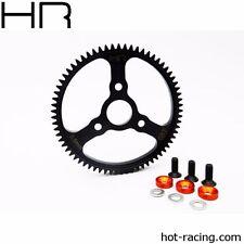 Traxxas E-Revo E-Maxx HD Steel Spur Gear 68T Tooth 32P 0.8M, Hot Racing SERVO268