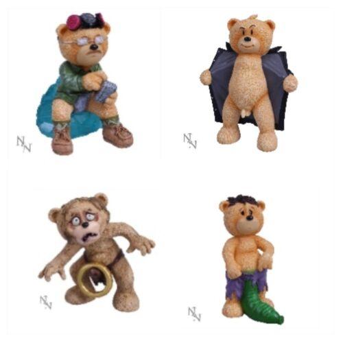 Bad Taste Bears va//Précieux//Bruce /& heisenbear Ornement Figure Statue