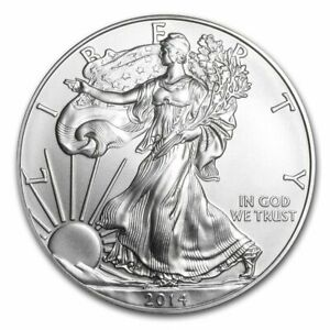 2014-American-Eagle-1oz-999-Silver-Bullion-Coin-ASE-US-Mint