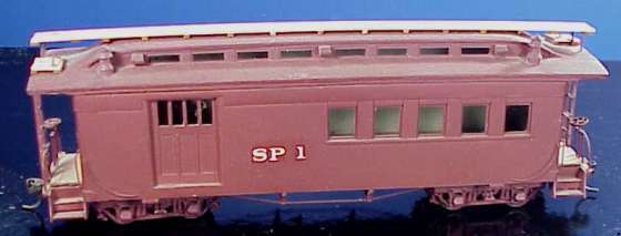 Sn3 WISEMAN MODEL MODEL MODEL SERVICES VTS-3 SOUTHERN PACIFIC   SPC  1 COMBINE KIT ce61f3