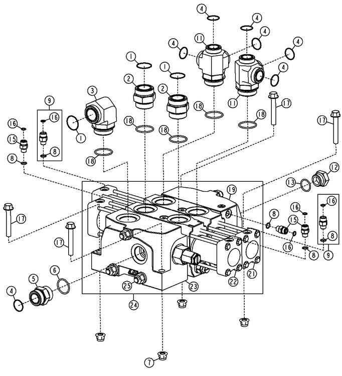 553 New Holland Wiring Diagram