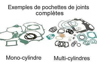 - Pochette complète de joints moteur 88180176 Honda CBX 650 E RC13