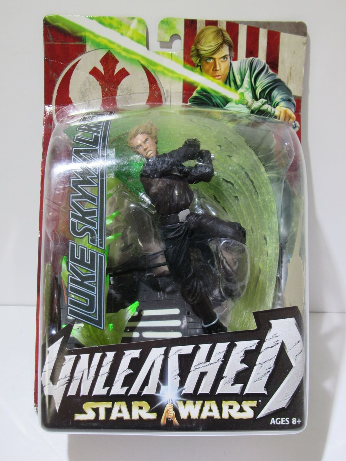 venta caliente Estrella Wars Unleashed Luke Skywalker Skywalker Skywalker Jedi Knight retorno de las Jedi Figura De Acción  distribución global