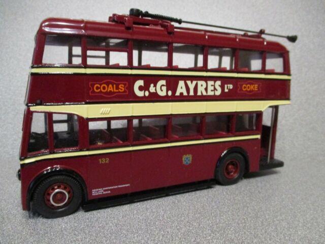 Corgi Classics 1:50 97800  Sunbeam Trolleybus READING CORPORATION ..mint!