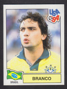 Panini-USA-94-World-Cup-99-Branco-Brasil-Black-Back