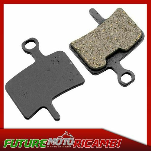 PASTIGLIE FRENI BICI BICICLETTA CROSS COUNTRY DIATECH ANCHOR BRAKE PADS BIKE