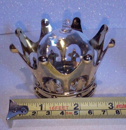 36pcs Gold Crown//Dome Decor Favor Box keepsake Baby shower Wedding Birthday