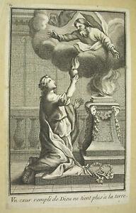 Gravur-Nonne-XVIII-034-ein-Herz-Gefuellt-Gott-ne-Haelt-Plus-aus-Ton-034