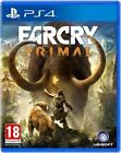 Far Cry: Primal (Sony PlayStation 4, 2016)