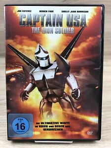 DVD-Captain-USA-The-Iron-Soldier-K70