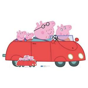 Peppa-Pig-Family-Car-Lifesize-and-Mini-Cardboard-Cutout-Standee-Stand-up