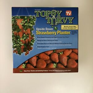 Topsy-Turvy-Upside-Down-Strawberry-Planter-Tomatoes-Cucumber-Peppers
