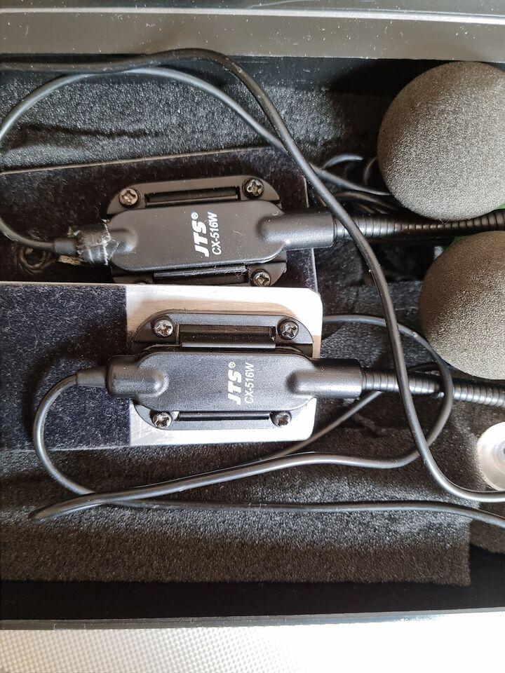 Instrumentmikrofon, JTS CX-516w