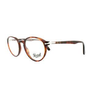 f4de1568ef Persol Glasses Frames PO 3162V 24 Havana Mens 50mm 8053672654059