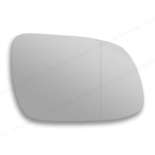For Kia Cee/'D 2010-2012 right side wide angle wing door mirror glass