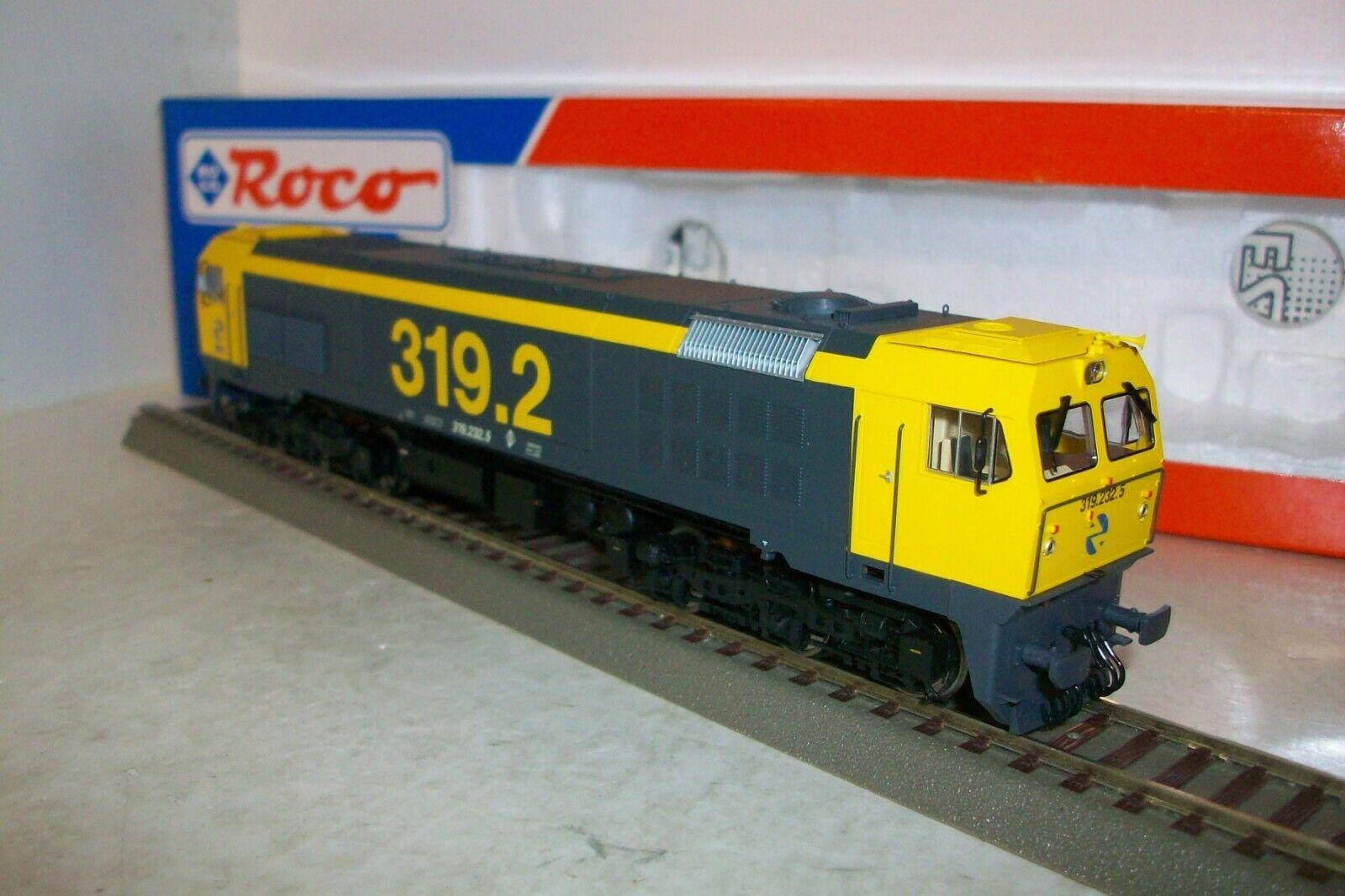 HO ROCO 63440   Locomotora RENFE 319.232.5 DCC SONIDO
