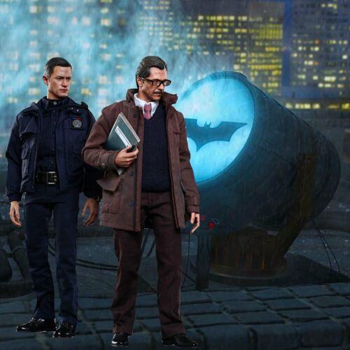 """Ideal For 1//6 Jim Gordon John Blake MMS Figure 1//6 Batman Backdrop 15/""""x15/"""""""