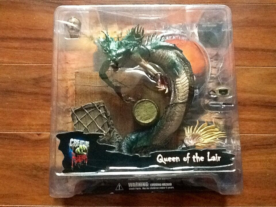 STAN WINSTON CREATURES   QUEEN OF THE LAIR   FACTORY SEALED