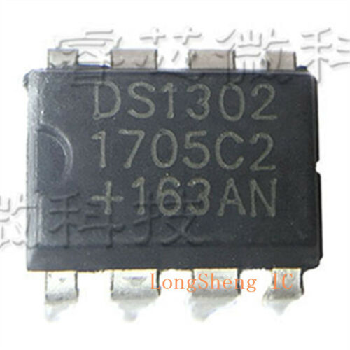 50PCS DS1302 IC TIMEKEEPER T-CHARGE 8-DIP NEW GOOD QUALITY D9 new