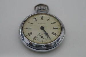 INGERSOLL-TASCHENUHR-POCKET-WATCH-MADE-IN-GR-BRITAIN-Zakhorloge