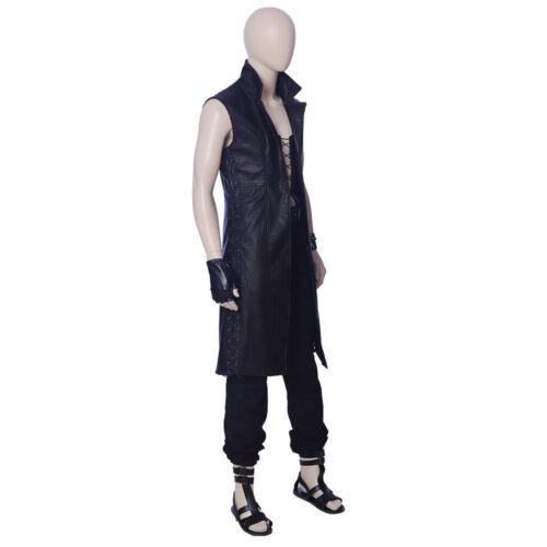 DFYM Devil May Cry V DMC 5 Vitale Cosplay Costume Full Set Any Size Custom Made